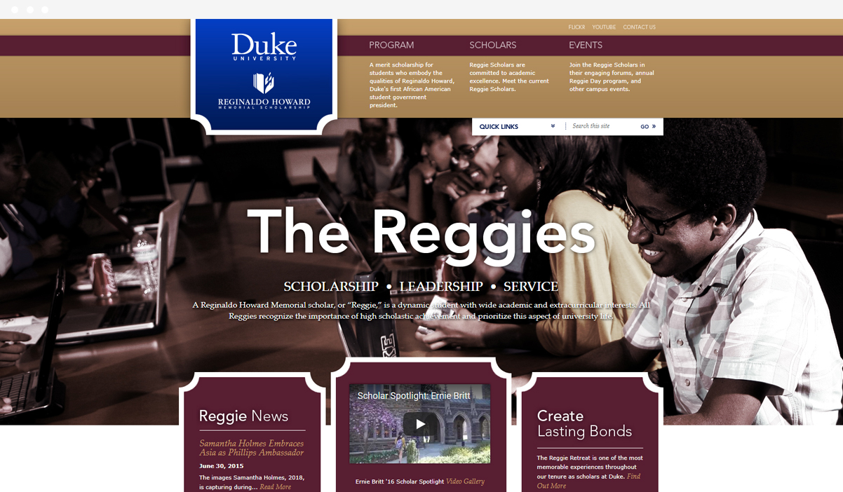 kompleks-web-design-duke-university-reginaldo-howard-memorial-scholarship-1