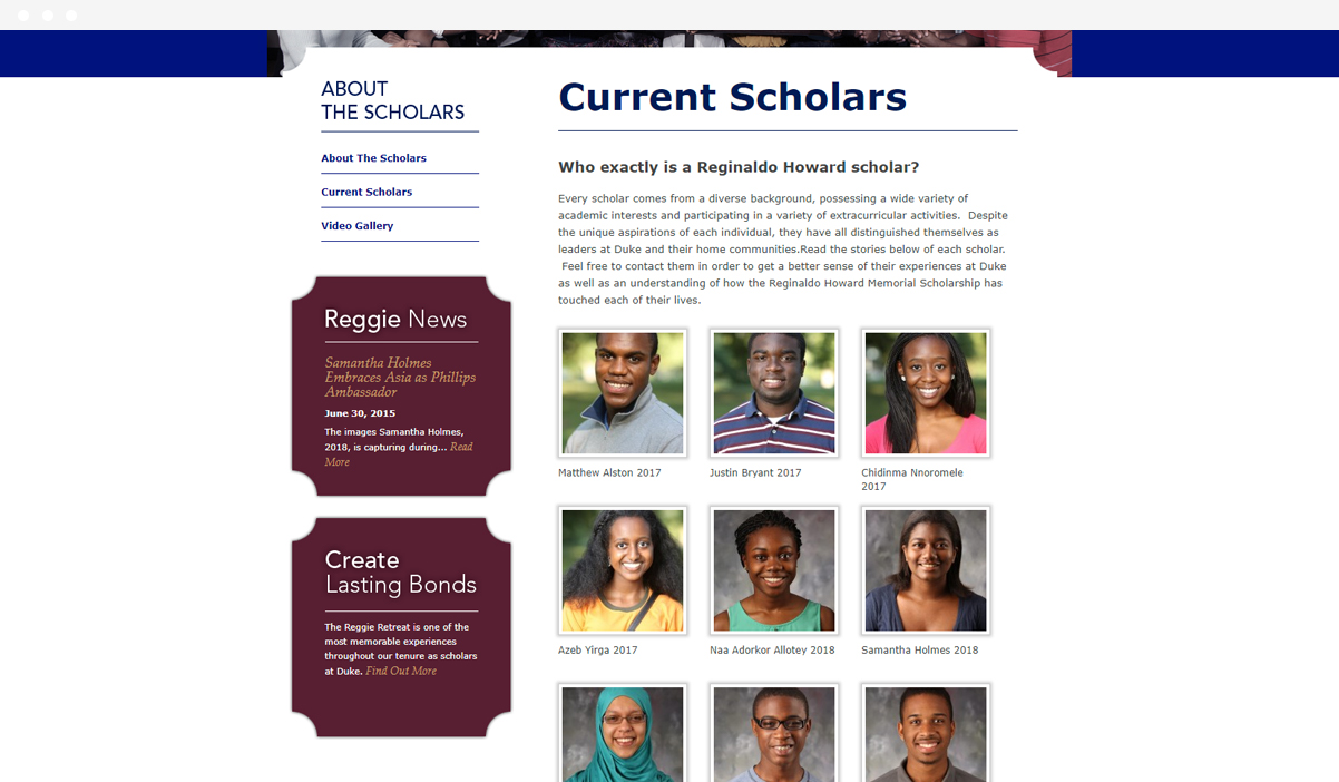 kompleks-web-design-duke-university-reginaldo-howard-memorial-scholarship-3