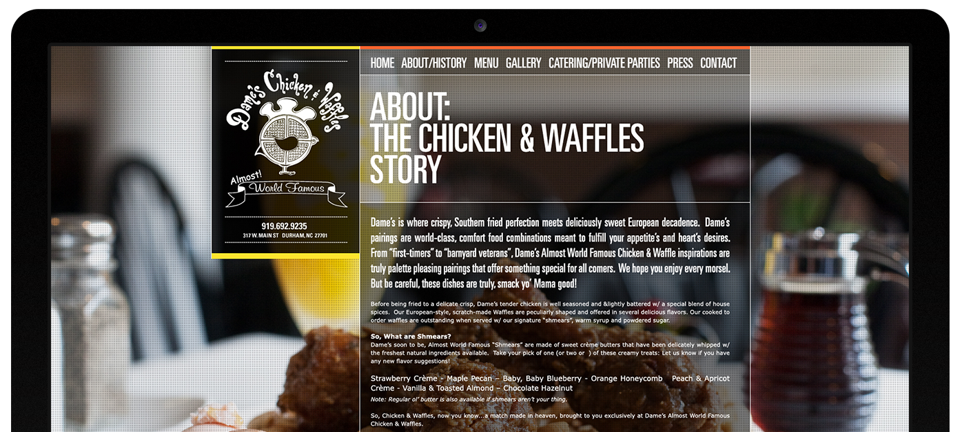 kompleks-web-design-dame's-chicken-and-waffles-3