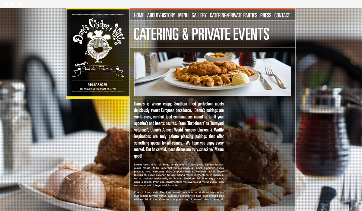 kompleks-web-design-dame's-chicken-and-waffles-5