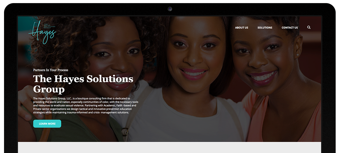 kompleks-web-the-hayes-solutions-group-3